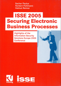 Buchcover: ISSE 2005 Securing