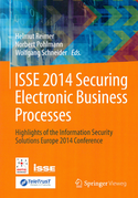 Buchcover: ISSE 2014