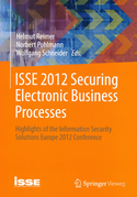 Buchcover: ISSE 2012