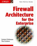 Buchcover: Firewall Architecture for the Enterprise