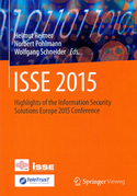 Buchcover: ISSE 2015