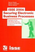 Buchcover: ISSE 2006