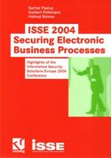Buchcover: ISSE Secure 2004